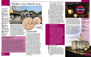 Here & There | October 2012–March 2013