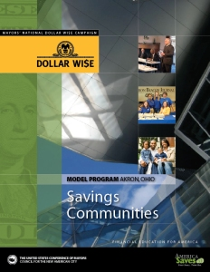 A number of materials I've created for the DollarWise campaign since 2006 are now available in my online portfolio.