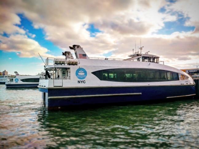 NYC Ferry – Dustin Tyler Joyce
