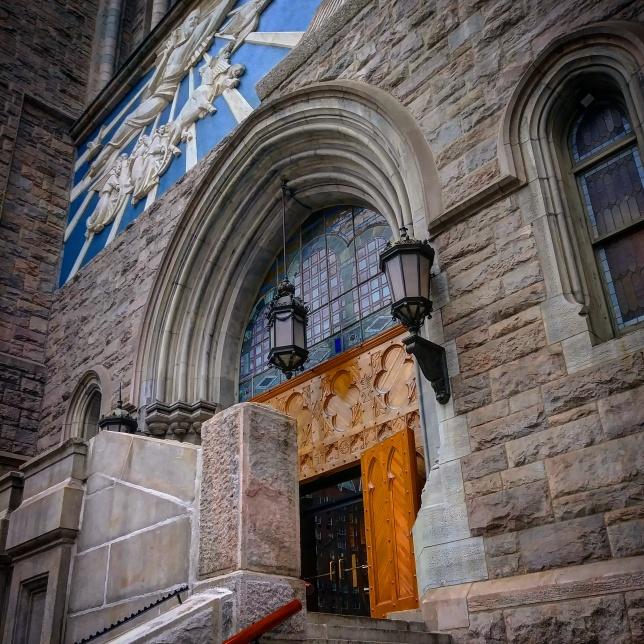 The Church of St. Paul the Apostle, Manhattan