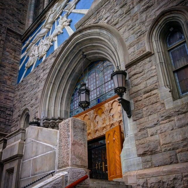 The Church of St. Paul the Apostle, Manhattan