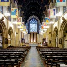 The nave.